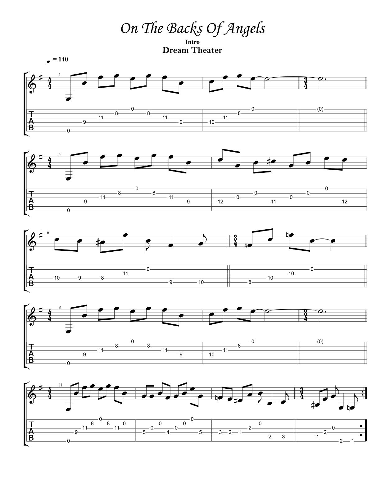 partition guitare electrique